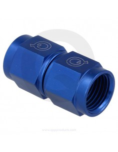 Coupler straight female D06