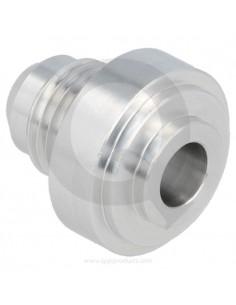 Weld plug Aluminum male D08