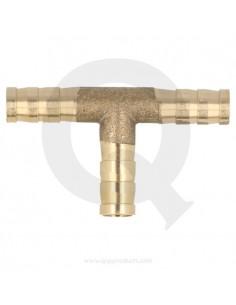 Brass T-piece 10 mm