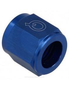 Aluminum tube nut D04