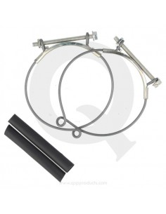 Air hose clamp 55
