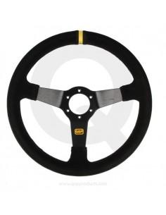 Steering wheel suede dish...