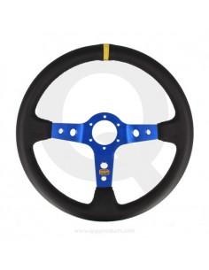 Steering wheel leather dish...