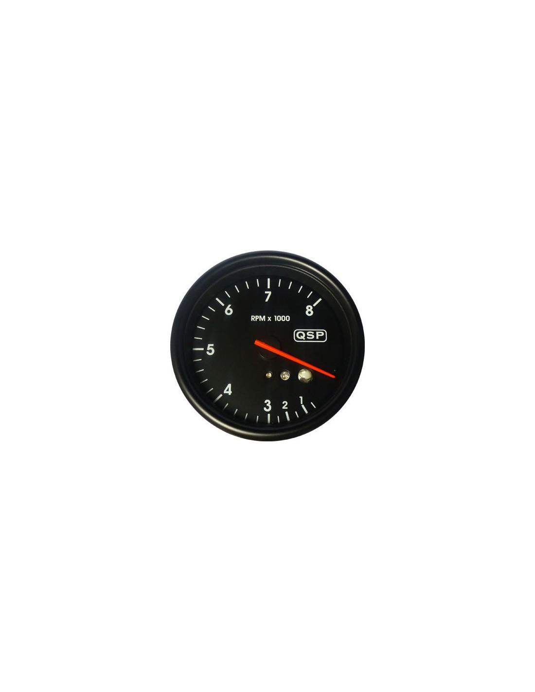 Tachometer 8000 Rpm Rev   Recall