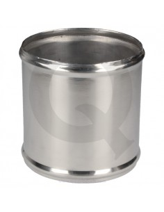 Aluminum coupler 13 mm