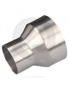 Aluminum reducer straight...