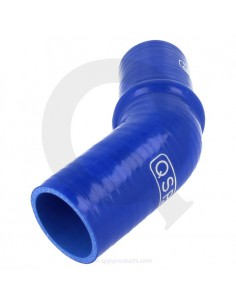 Silicone hump hose 45° 60 mm