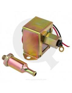 Fuel pump square