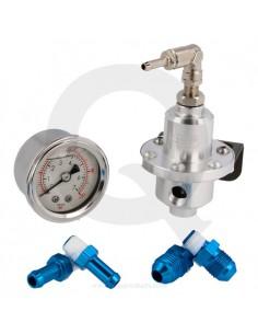 Fuel pressure regulator 1600cc