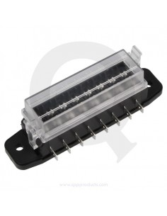 Fuse box waterproof 8