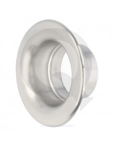 Air inlet aluminum 63 mm