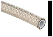 Teflon slang met heldere coating