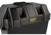 Battery boxes and holders